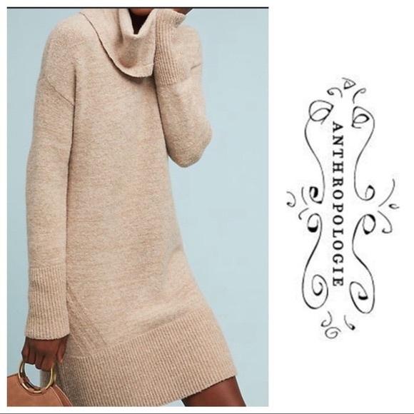 Anthropologie Dresses & Skirts - Anthropologie Sonoran sweater dress
